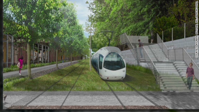Connecting Atlanta to a greener future