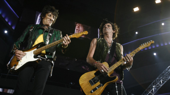 The Rolling Stones are strongly considering at least one live concert later this year to mark their 50th anniversary.