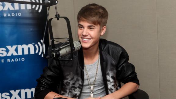 "Justin Bieber premieres new album, ""Believe,"" on SiriusXM Hits 1 in New York City."