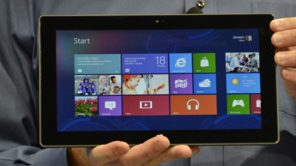 It felt like Microsoft was on to something: a hybrid that paired the form of a tablet with the keyboard and souped-up specs of a laptop. But the Surface has, thus far, failed to put a scare in the iPad. This summer, Microsoft had to take a nearly $1 billion write-off because of unsold Surface tablets. Don