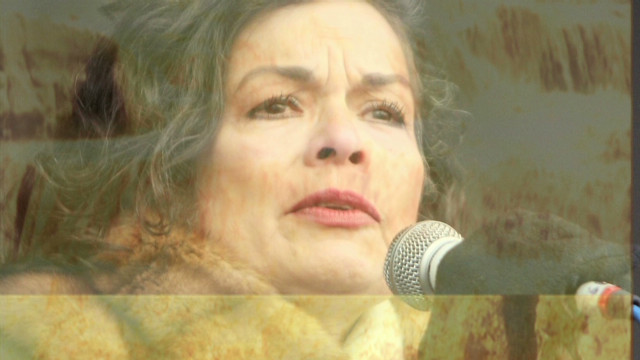 Bianca Jagger: We're at tipping point
