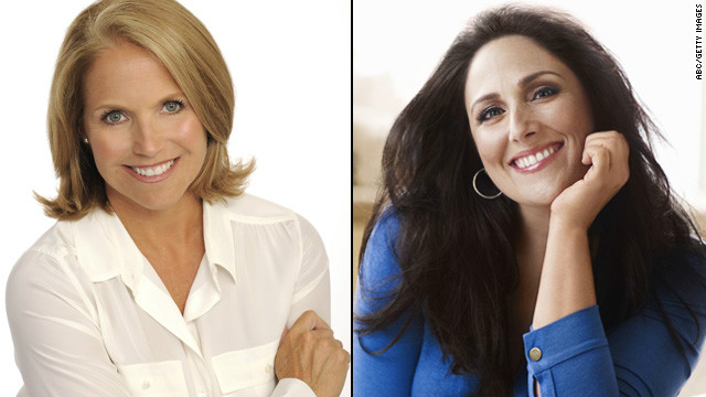 Katie Couric, left, and Ricki Lake are both bringing talk shows to the daytime airwaves this fall.