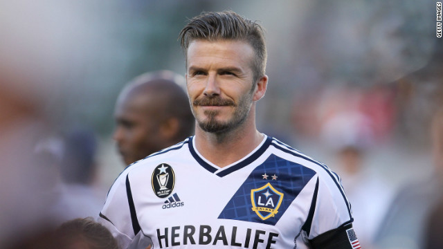 2011: Beckham: I always want to win