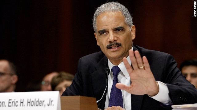 Watch House committee vote on Holder contempt citation