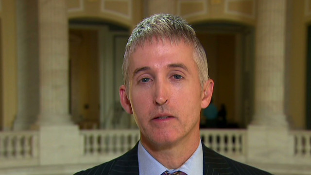 Gowdy: Obama's exec. privilege absurd