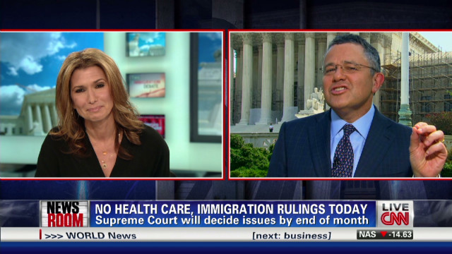 Toobin on Supreme Court's TV ruling