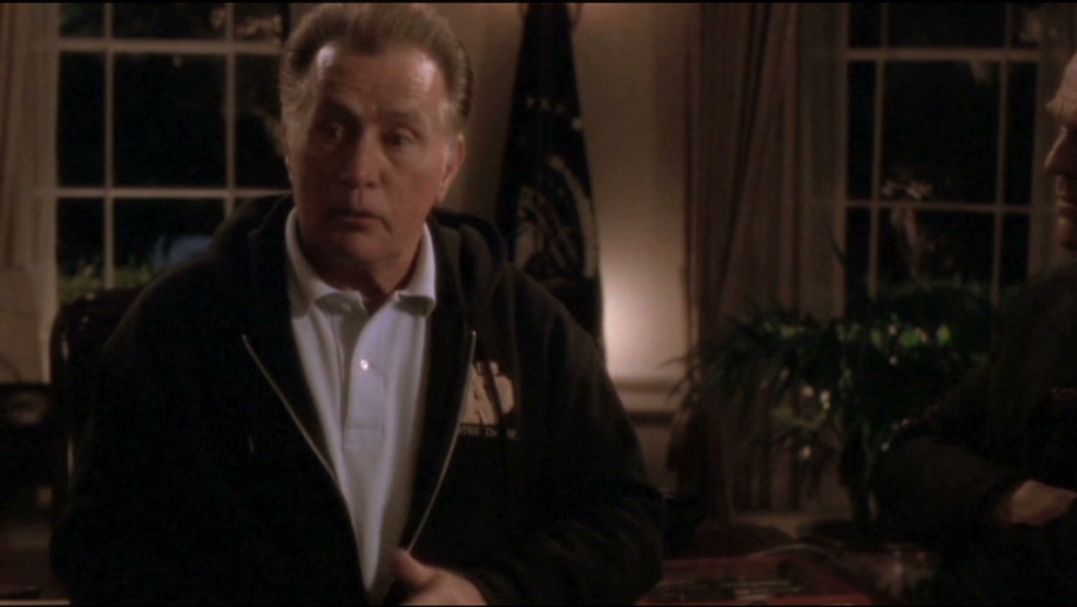 (2012) CNNers favorite 'West Wing' moments