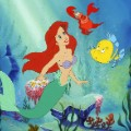 Animated heroines ariel