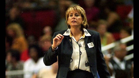 Former U.S. basketball Olympian Nancy Lieberman -- a member of the Basketball Hall of Fame, and current assistant with the NBA's Sacramento Kings -- says the Team USA basketball players are the best female athletes in the world.