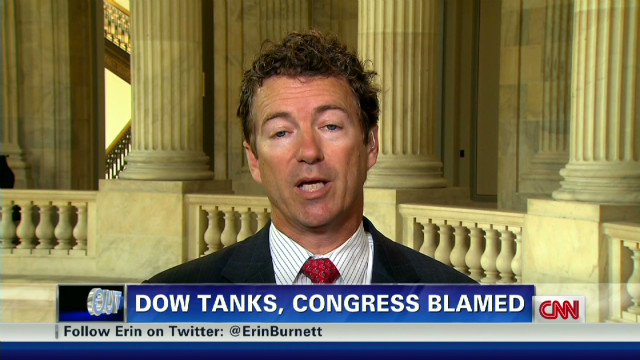 Sen. Rand Paul on taxes and compromise