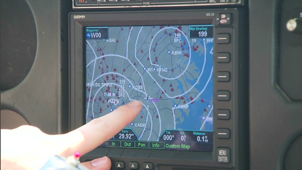 NTSB: Airplane radar not always accurate CNN's Lizzie O'Leary