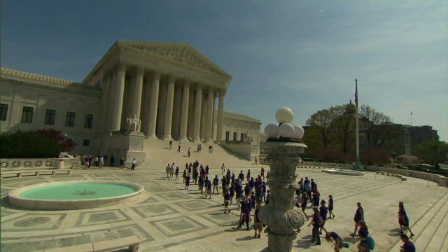Supreme Court nears health care ruling