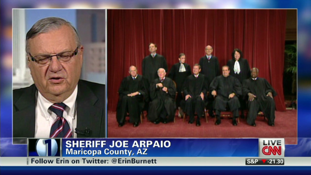 Arpaio: SCOTUS ruling a victory for AZ