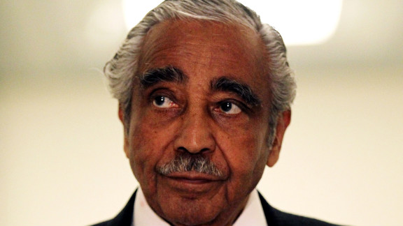"""Rangel boards the Capitol subway after apologizing to the House for any embarrassment caused by the 13 ethics charges brought against him. He told the House he would not resign and if members thought he was guilty then """"fire your best shot at getting rid of me through expulsion."""""""