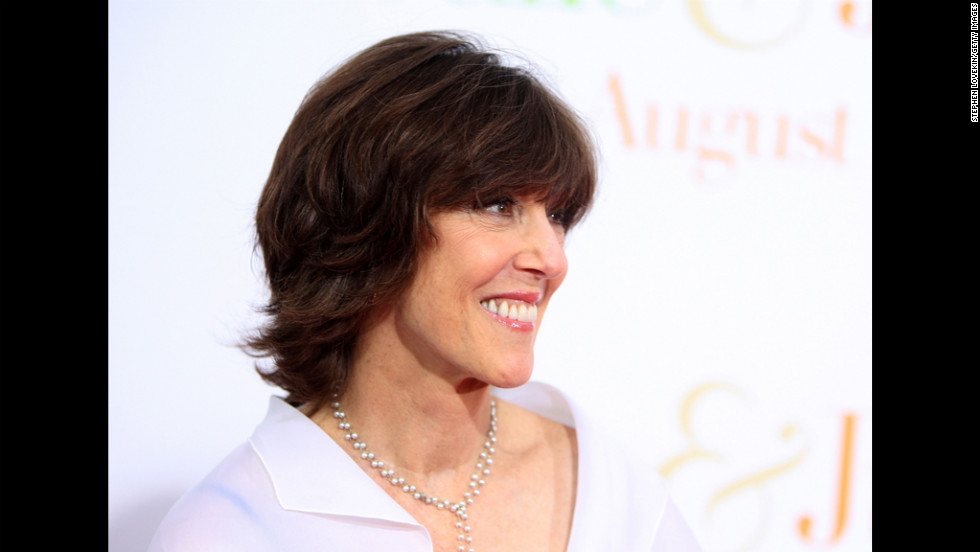 "<a href=""http://www.cnn.com/2012/06/26/showbiz/nora-ephron-obit/index.html"" target=""_blank"">Nora Ephron</a>, the screenwriter and director whose sharp, edgy romantic comedies featuring strong women took her to the top ranks of a film industry mostly dominated by men, died June 26 at age 71."