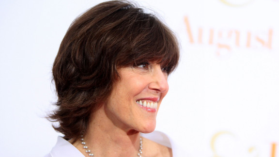 Nora Ephron, the screenwriter and director whose sharp, edgy romantic comedies featuring strong women took her to the top ranks of a film industry mostly dominated by men, died June 26 at age 71.
