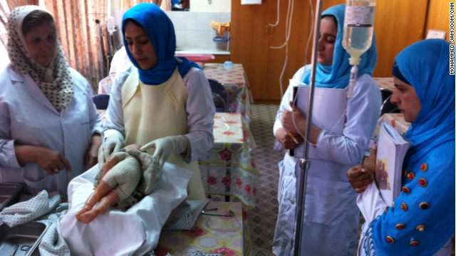 Helping Afghan mothers, babies survive