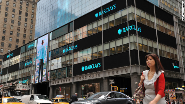 Barclays under investigation