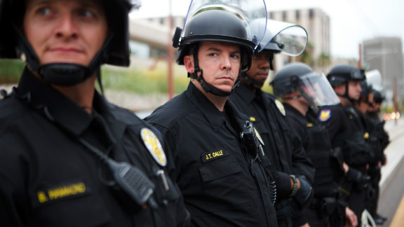 Some are concerned that enforcement of the law will strain already overtaxed police departments.