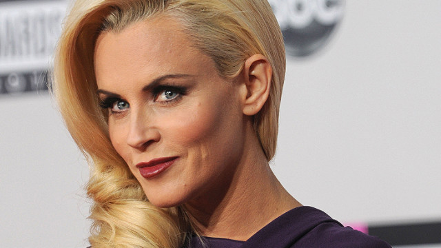Jenny Mccarthy On Red Carpet