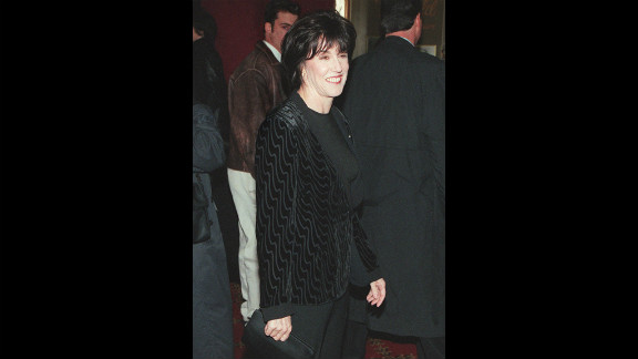 "In 1998, Ephron arrives at the premiere of ""You"