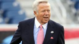 Patriots owner warns social media is stoking anti-Semitism
