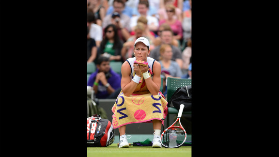 U.S. Open champion Samantha Stosur of Australia suffers an early exit on Wednesday after being defeated by Dutch player Arantxa Rus.