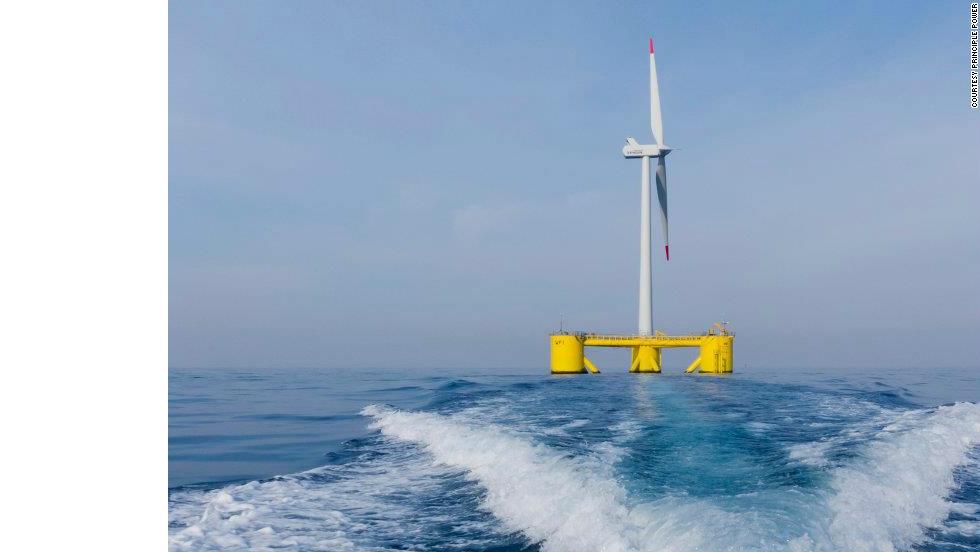Airborne wind turbines: Meet the BAT - CNN