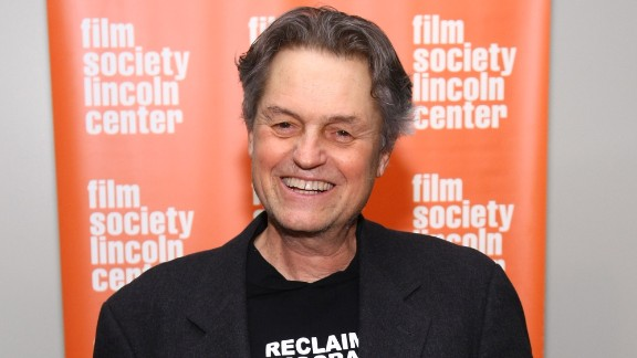 Jonathan Demme is shown attending an event in February.