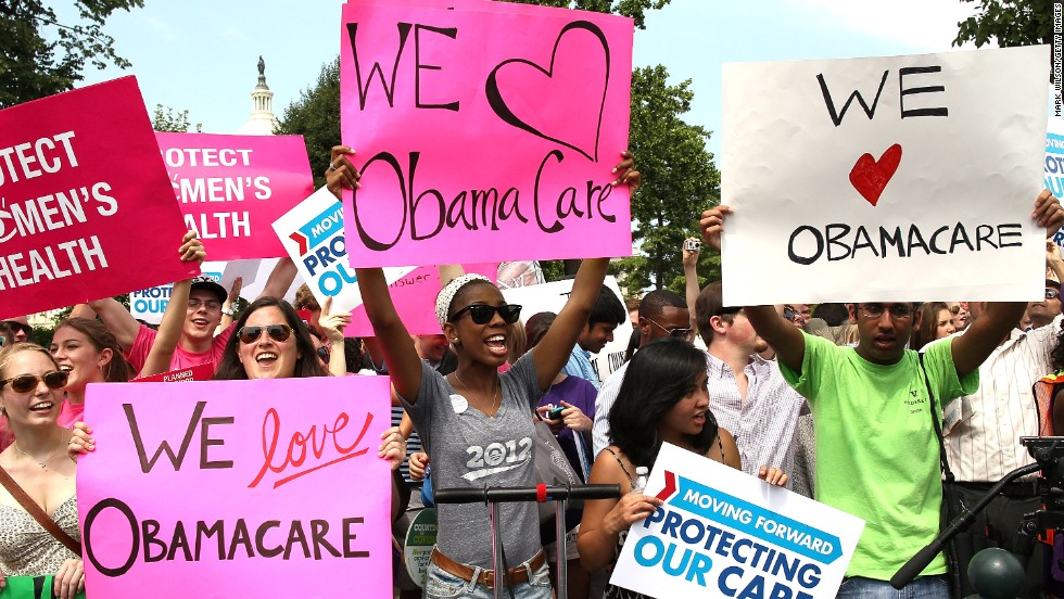 <strong>National Federation of Independent Business v. Sebelius (2012)</strong>: The Supreme Court upheld most of the Affordable Care Act, the Obama administration's health care reform law, on June 28, 2012. The decision determined how hundreds of millions of Americans will receive health care.