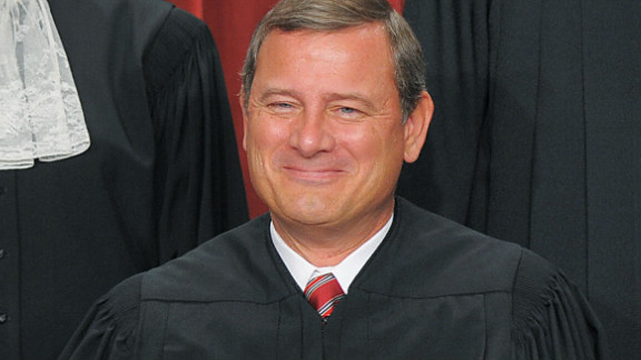 John Simon says Chief Justice John G. Roberts Jr. has helped the Supreme Court