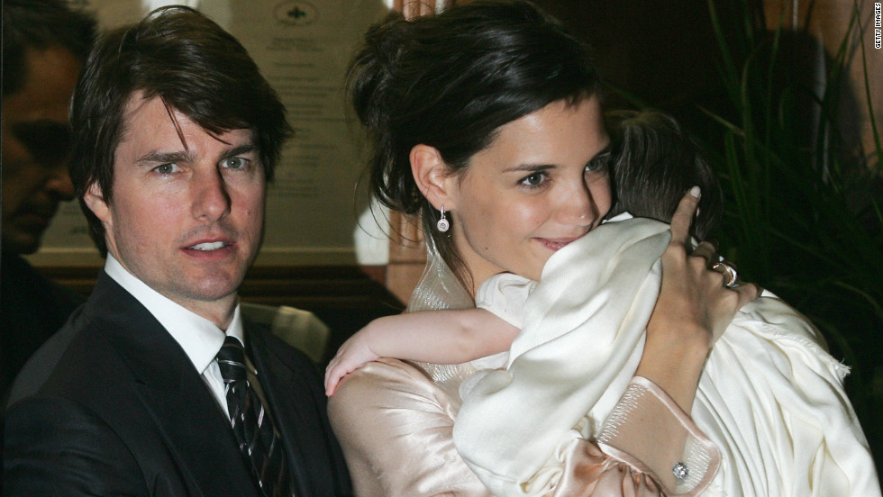 The new family explored Italy before Cruise and Holmes tied the knot at a Bracciano castle in November 2006. Holmes gave birth to Suri earlier that year on April 18.