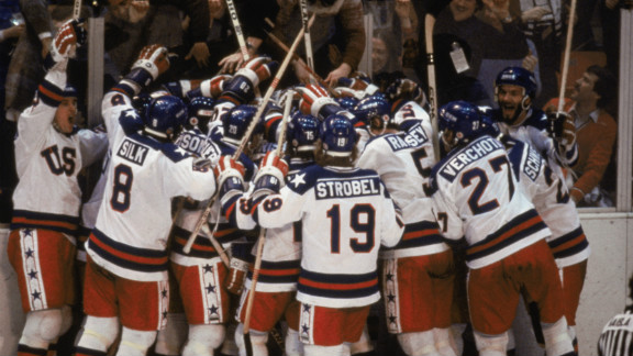 In 1980, the Soviet hockey team entered an Olympics filled with tensions between the host United States and the Communist power. Despite fielding a team of mostly college players, the U.S. defeated the Soviets 4-3, the four-time defending Olympic champions and the most dominant national team of that era.