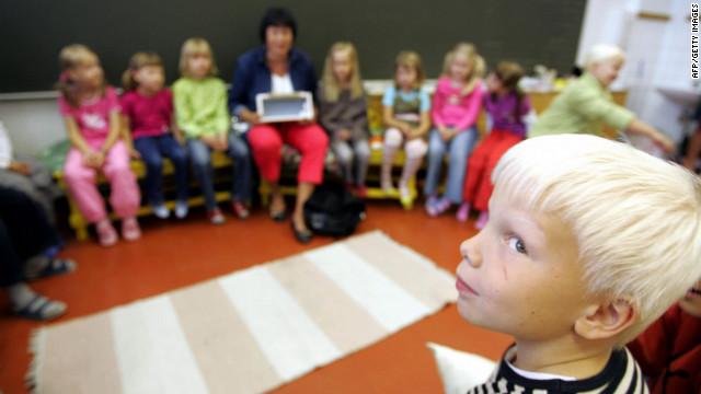 Finland's school system is ranked among the world's best. It has elements that could help American schools, say observers.