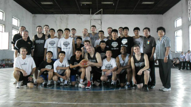 Basketball diplomacy in North Korea
