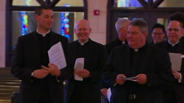 Father and son join priesthood together