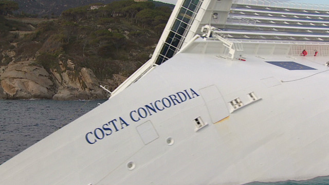 Costa Concordia survivors recall disaster