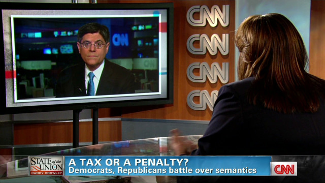 Lew on Holder's House investigation