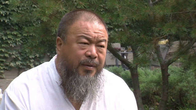Ai Weiwei: 'This is a terrible time'