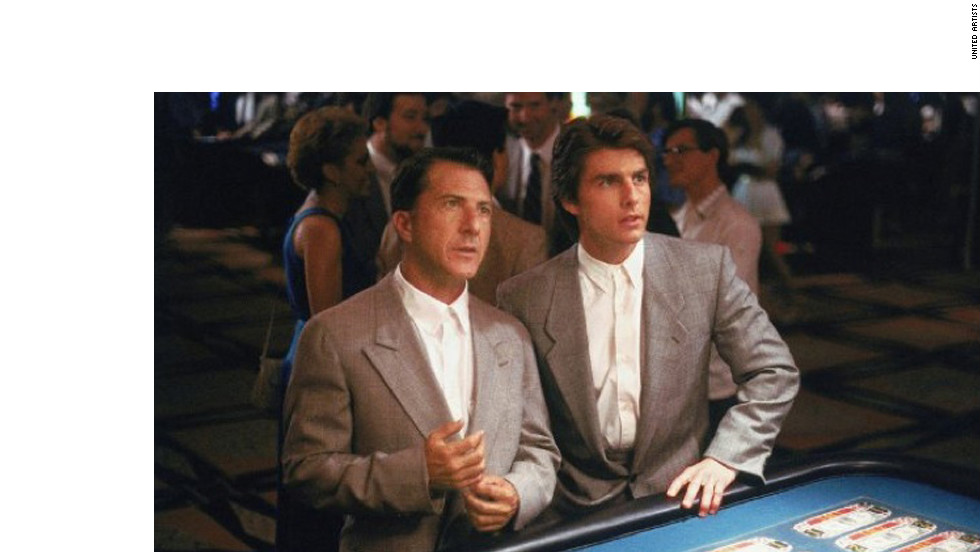 "Cruise starred with Dustin Hoffman in 1988's ""Rain Man."" The film won four Academy Awards, including best picture."