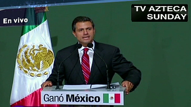 What to expect from Peña Nieto