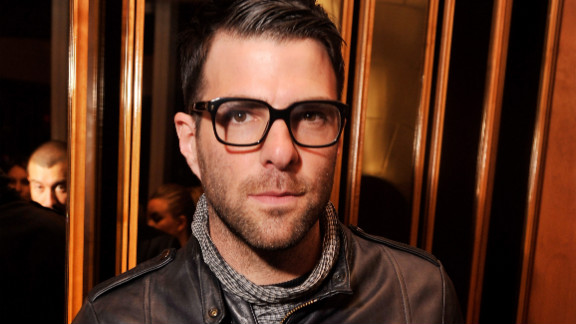 "Actor Zachary Quinto said he was inspired to acknowledge his homosexuality in October 2011 after a 14-year-old, who was apparently being harassed over his sexuality, killed himself. ""In light of Jamey's death, it became clear to me in an instant that living a gay life without publicly acknowledging it is simply not enough to make any significant contribution to the immense work that lies ahead on the road to complete equality."""