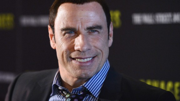 Actor John Travolta became a Scientologist in 1975 and has been one of the faith