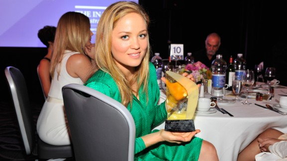 """Actress Erika Christensen played Julia on the critically acclaimed television series """"Parenthood."""""""