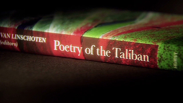Taliban poetry causes controversy