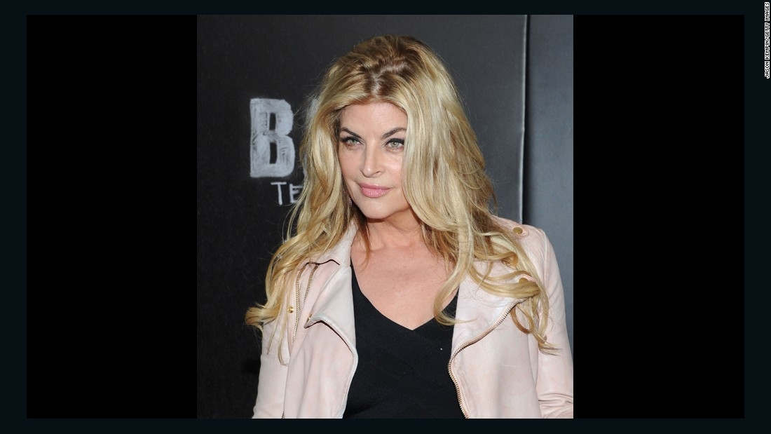 In 2010, actress Kirstie Alley told CNN's Larry King that Scientology, her faith for three decades, helped her lose weight.