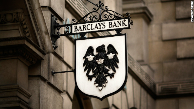 Barclays Bank, pictured in central London, is the first bank to settle in a global investigation into Libor fixing.