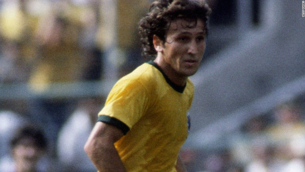 Zico is considered one of Brazil's greatest ever players and represented his nation at three World Cups. He moved into management after playing and has taken charge of the likes of Japan and Iraq.