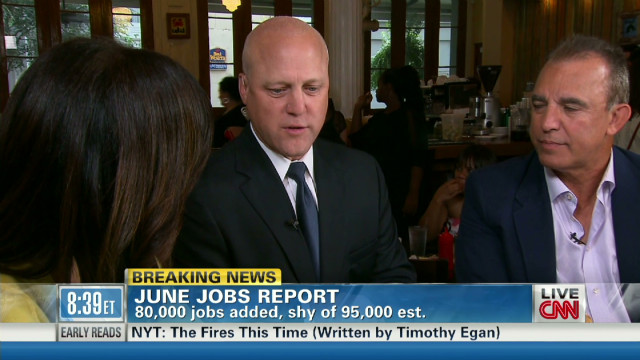 Landrieu: President Obama doing good job