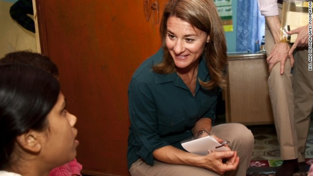 Melinda Gates: Reframing family planning